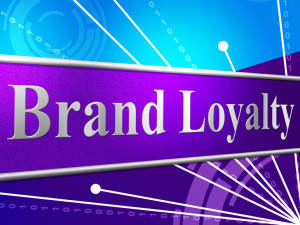 Brand Loyalty Shows Company Identity And Branded